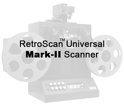 MovieStuff Mark-II Film           Scanner