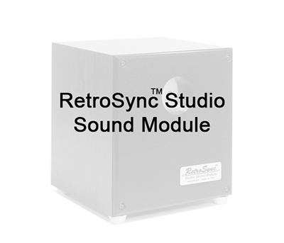 MovieStuff RetroSync Sound           Module